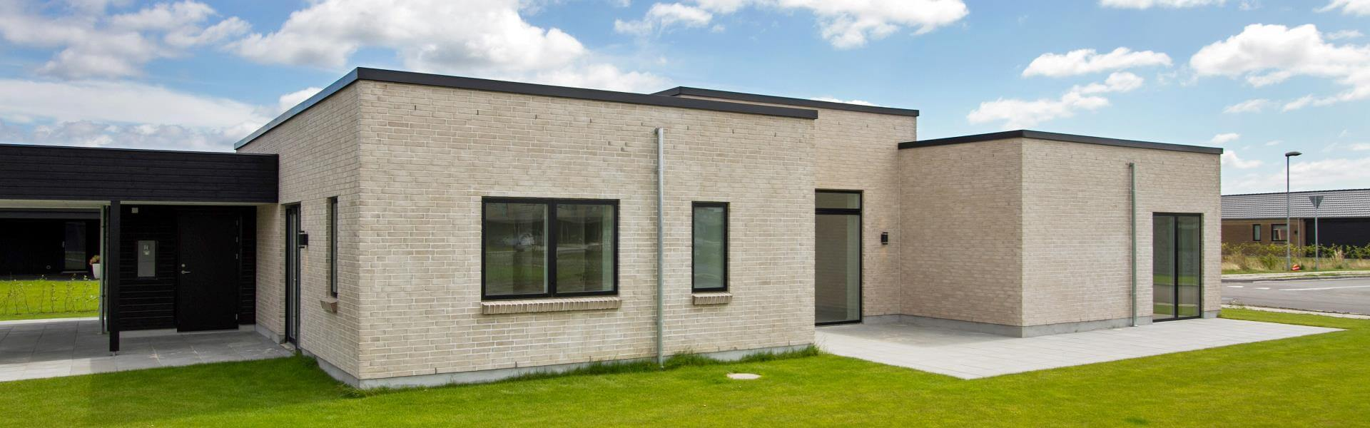 H-hus fra Klimahuse